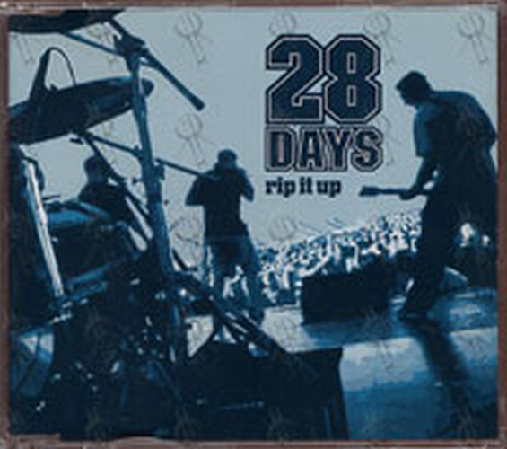 28 DAYS - Rip It Up - 1