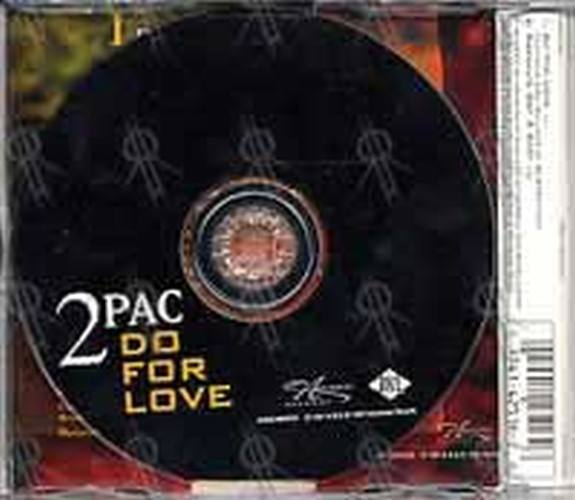 2pac Do For Love Cd Single Ep Rare Records