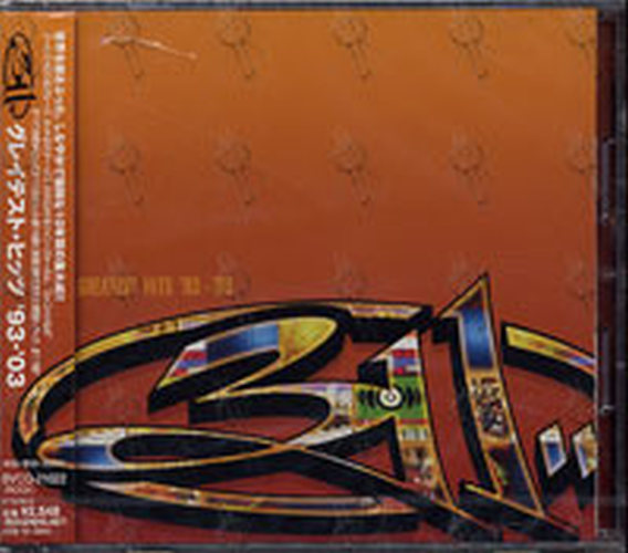 311 - Greatest Hits '93 - '03 - 1