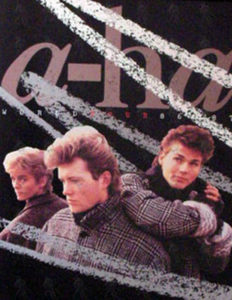 A-HA - World Tour '86 - '87 - 1
