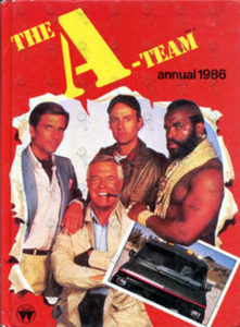 A-TEAM-- THE - Annual 1986 - 1