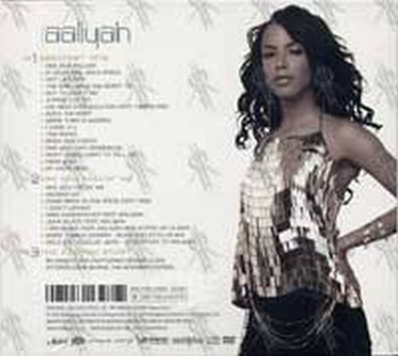 Aaliyah Ultimate Aaliyah Album Cd Rare Records