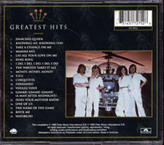 ABBA - Gold: Greatest Hits - 2