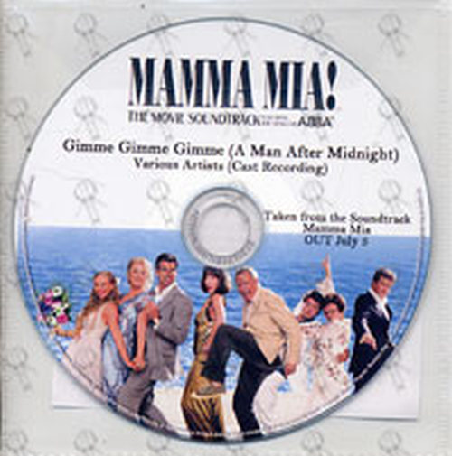 ABBA - Mamma Mia! The Movie Soundtrack - 1