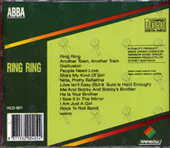 ABBA - Ring Ring - 2