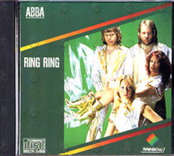 ABBA - Ring Ring - 1