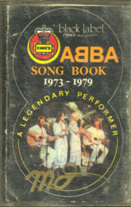 ABBA - Song Book 1973-1979 - 1