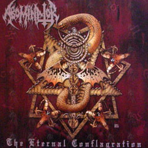 ABOMINATOR - The Eternal Conflagration - 1
