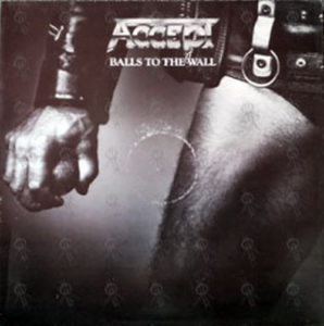 ACCEPT - Balls To The Wall - 1