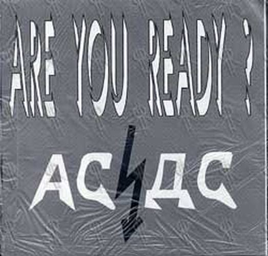 AC/DC - Are You Ready? - 1