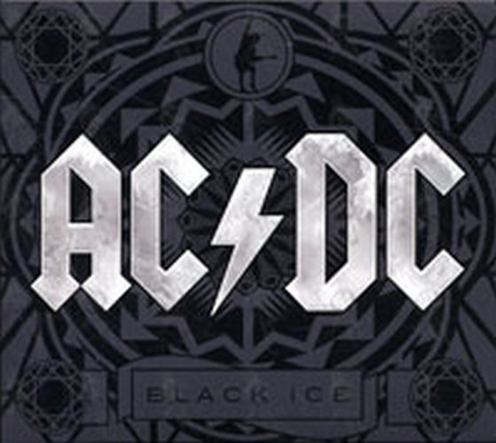 Ac Dc Black Ice Album Cd Rare Records