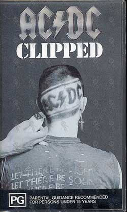 AC/DC - Clipped - 1