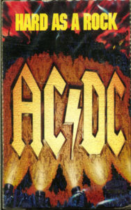 AC/DC - Hard As A Rock - 1
