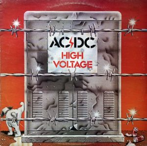 AC/DC - High Voltage - 1