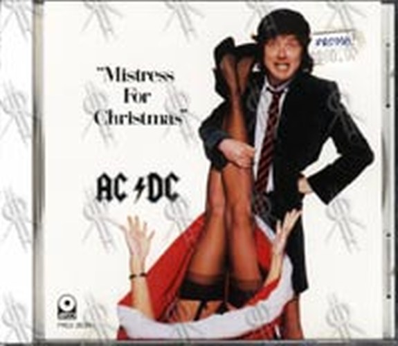 AC/DC - Mistress For Christmas (CD, Single / EP) | Rare Records