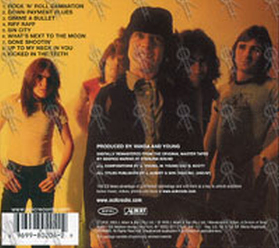 powerage full album