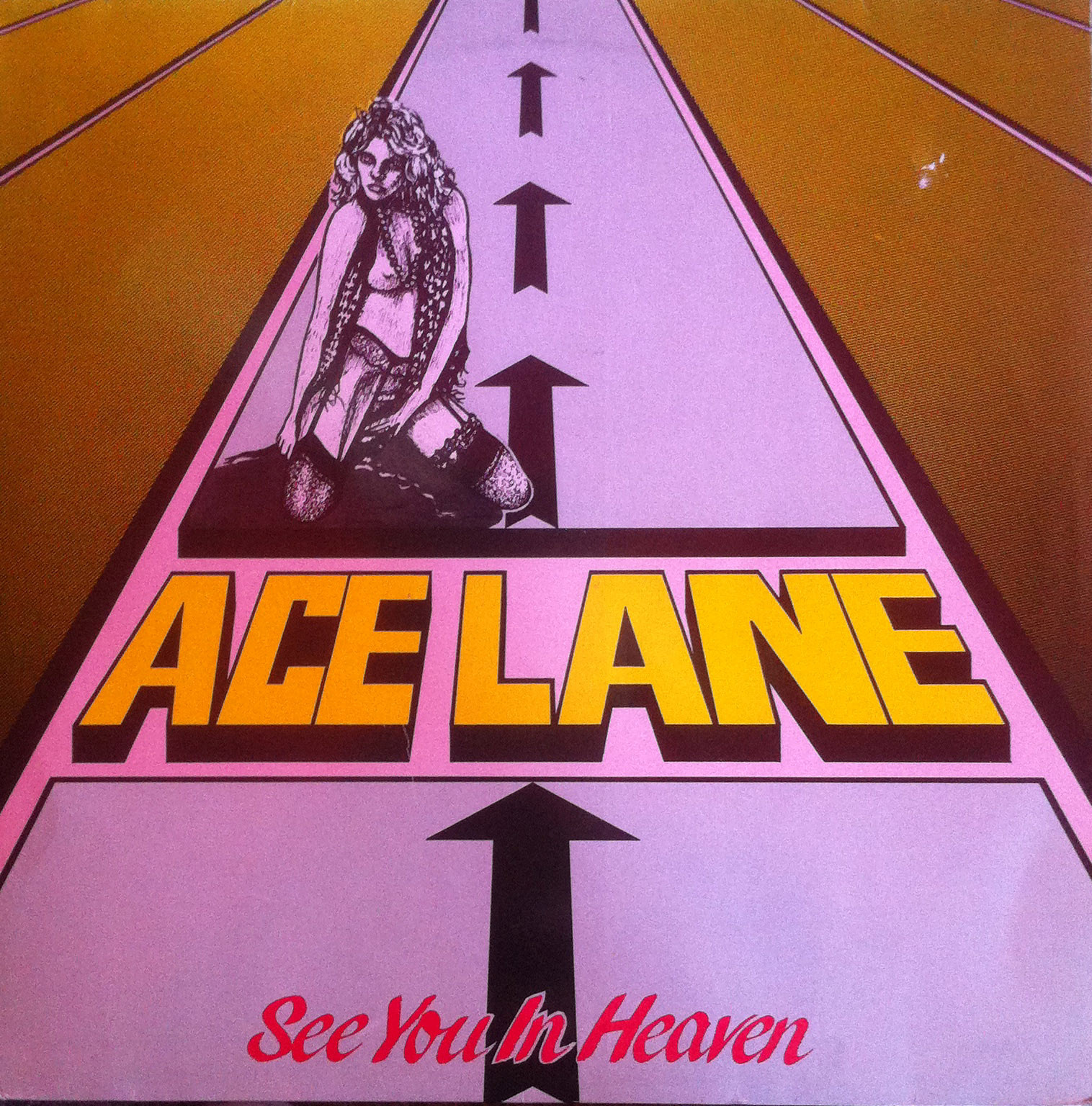 ACE LANE - See You In Heaven - 1