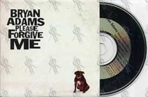 ADAMS, BRYAN - 'Bryan Adams Crew Dinner' Menu (Miscellaneous