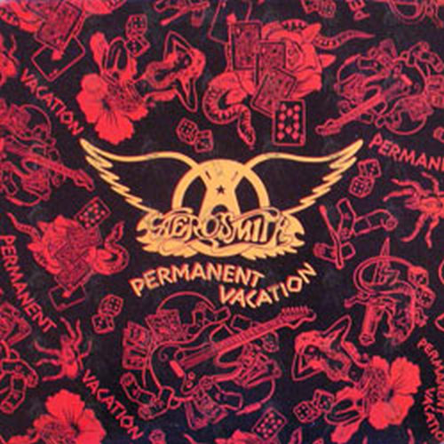 AEROSMITH - Permanent Vacation (12 Inch / LP, Vinyl) | Rare Records