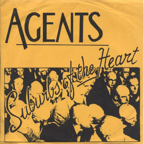 AGENTS - Suburbs Of The Heart - 1