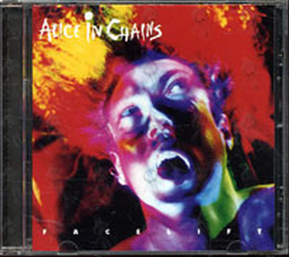 ALICE IN CHAINS - Facelift - 1