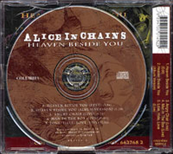 ALICE IN CHAINS - Heaven Beside You - 2