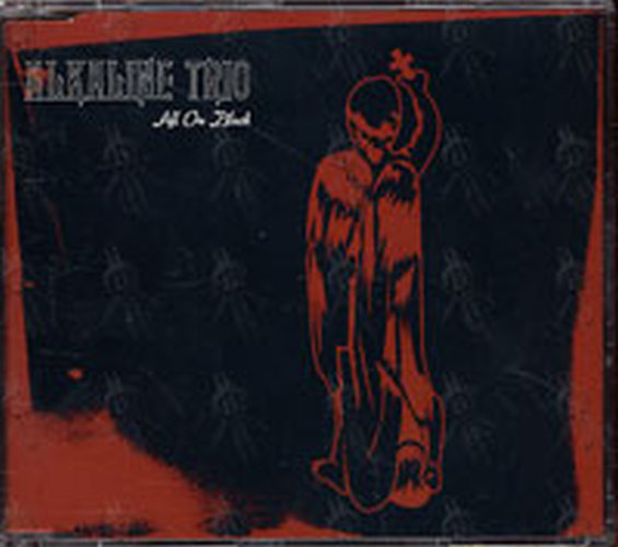 ALKALINE TRIO - All On Black - 1