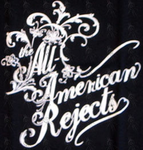 ALL-AMERICAN REJECTS, THE - Black Logo T-Shirt (Clothing ...