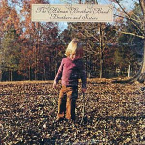 ALLMAN BROTHERS BAND-- THE - Brothers & Sisters - 1
