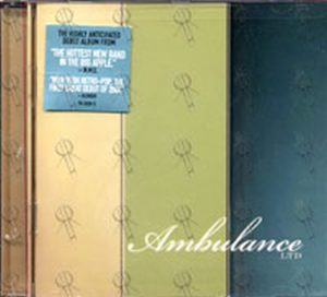 AMBULANCE LTD - Ambulance LP - 1