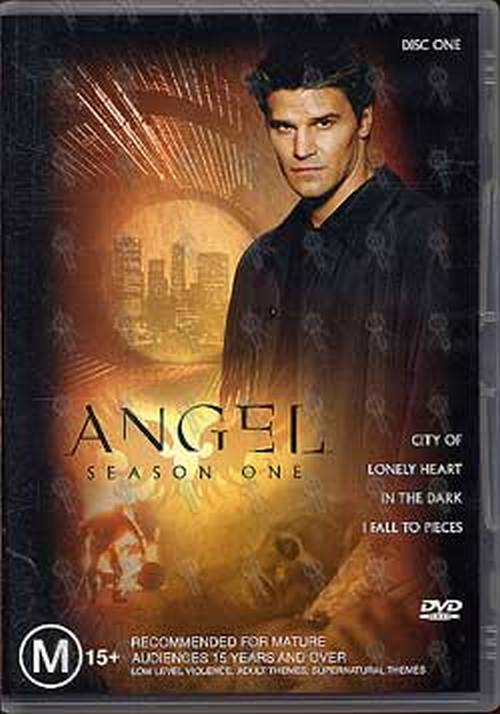 ANGEL - Angel: Season One - 1