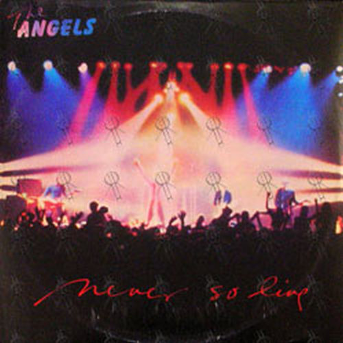 ANGELS-- THE - Never So Live - 1