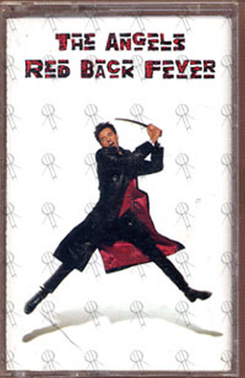 ANGELS-- THE - Red Back Fever - 1