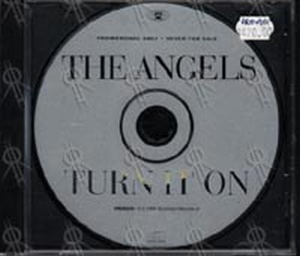 ANGELS-- THE - Turn It On - 1