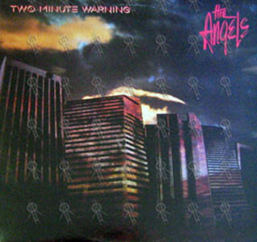 ANGELS-- THE - Two Minute Warning - 1