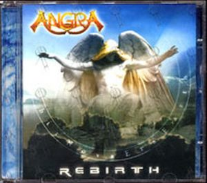album do angra rebirth