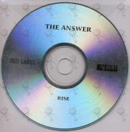 ANSWER-- THE - Rise - 1