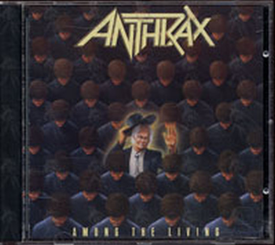 ANTHRAX - Among The Living - 1