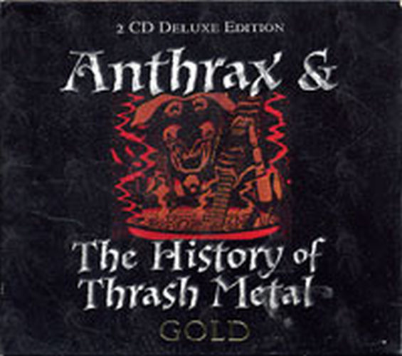 ANTHRAX - Anthrax & The History Of Thrash Metal - 1