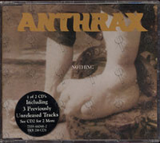 ANTHRAX - Nothing - 1