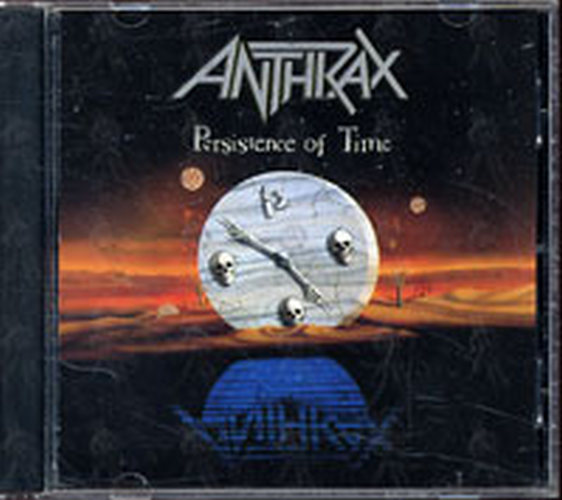 ANTHRAX - Persistence Of Time - 1