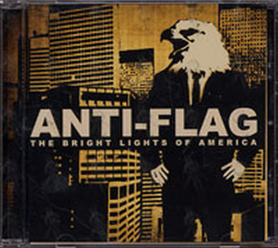 ANTI-FLAG - The Bright Lights Of America - 1