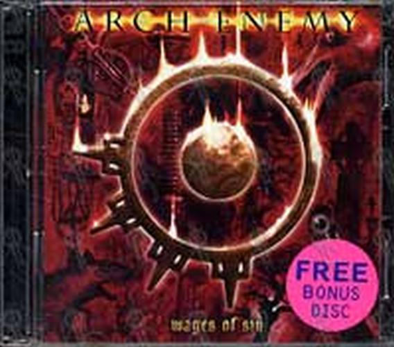 ARCH ENEMY - Wages Of Sin - 1