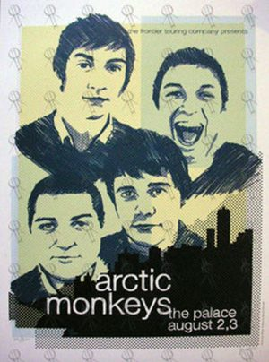 ARCTIC MONKEYS - The Palace