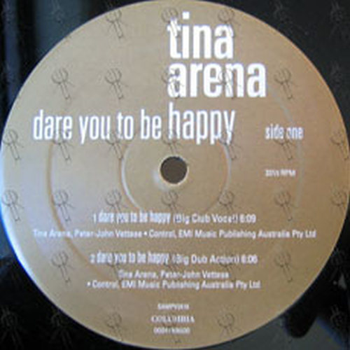 ARENA-- TINA - Dare You To Be Happy - 3
