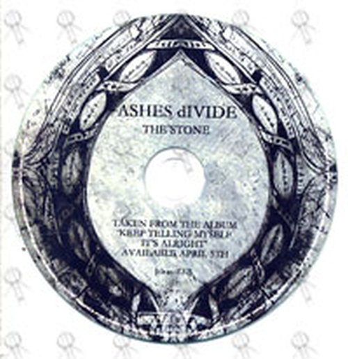 ASHES DIVIDE - The Stone - 1