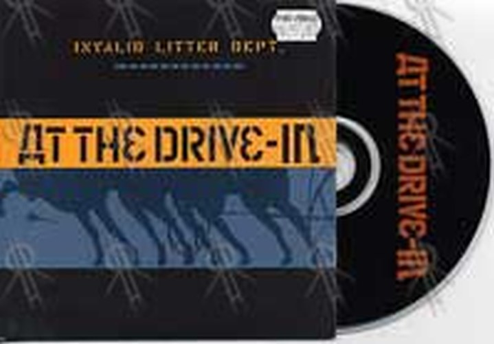 AT THE DRIVE IN - Invalid Litter Dept. - 1