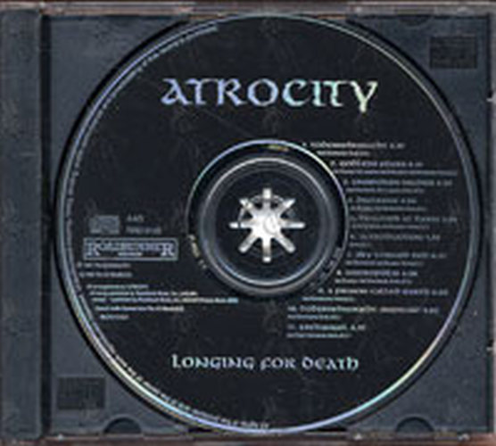 Atrocity - Longing For Death
