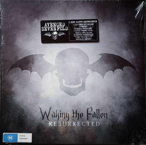 AVENGED SEVENFOLD - Waking The Fallen Resurrected (12 Inch ...