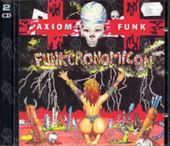 AXIOM FUNK - Funkcronomicon - 1